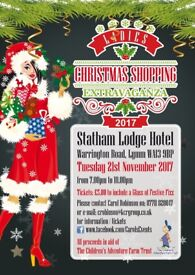 Charity Ladies Christmas Shopping Extravaganza