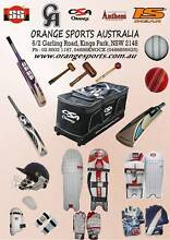 BRAND NEW Cricket GEAR SUPER QUALITY at bargain prices. Kings Park Blacktown Area Preview