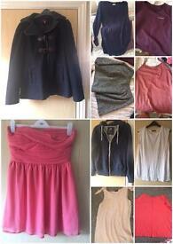 Clothing bundle size 12