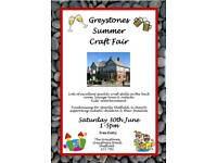 Greystones Summer Craft Fair
