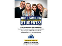 Host Family Needed For International Student.