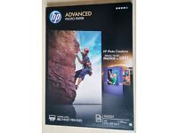 HP Advanced Glossy Photo Paper 25 A4 250gsm