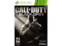 Call Of Duty Black Ops 2 (XBOX 360) *EXCELLENT CONDITION)