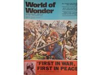 Vintage 1970's 'World of Wonder' magazine edition number 229.