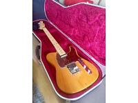 Squier by Fender Telecaster Electric Guitar with Hiscox Hardcase - Offers?