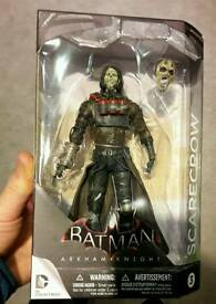 Dc collectibles Batman Arkham knight scarecrow