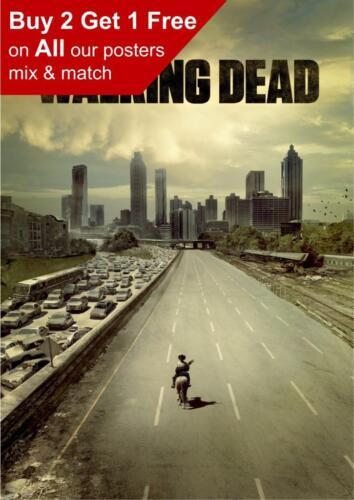 The Walking Dead Poster A5 A4 A3 A2 A1