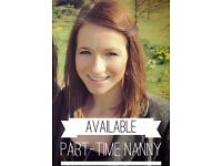 Qualified Montessori Live Out Nanny
