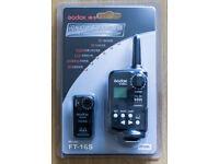 Godox FT-16S Wireless Power Control Trigger for V850 V860C V860N Camera Flash