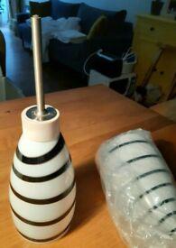 GLASS PENDANT LAMPSHADES