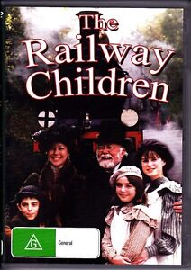 THE RAILWAY CHILDREN DVD 2000 New & Sealed Sir Richard Attenborough Region 4