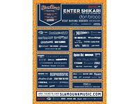 1 x Slam Dunk Festival ticket with Afterparty LEEDS (North / Slamdunk)