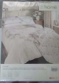 SINGLE DUVET COVER. BRAND NEW. CATHERINE LANSFIELD BUTTERFLY PRINT. £8 OVNO