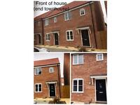 2 bed new build Sprowston for exchange