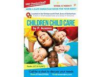 CHRISTIAN CHILD CARE
