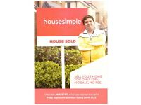 Housesimple. House Sold £995 No Sale No Fee