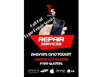 iPhone iPads Samsung All Models Call Out Home Repair Service