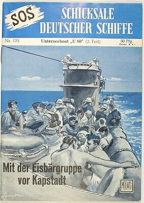 SOS Schicksale deutscher Schiffe Band 175 in Z2+