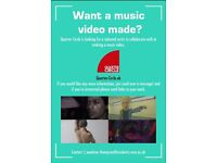 QUARTER CIRCLE - Looking for artists for music videos