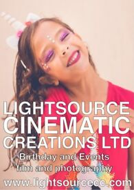 Birthday & Events film & photography - West Midlands and beyond!