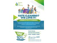 Domestic Cleaning/Deep Cleaning/ End of Tenancy Eco Cleaning in Leeds.