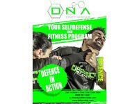 FREE TWO WEEK TRIAL self defence and fitness program.