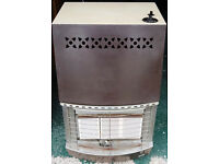 Portable Calor Gas Heater with almost full 15kg Butane Bottle