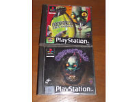 Playstation one (PS1) games