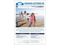 Caravan Holidays North East South West England Scotland And Wales