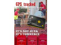Bristol, Chippenham, Trowbridge, Melksham, Swindon Leaflet Distribution service