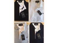 Armani polo t shirt 4 colours, 5 sizes BNWT