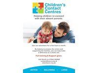 Children Contact Centre needs VOLUNTEERS