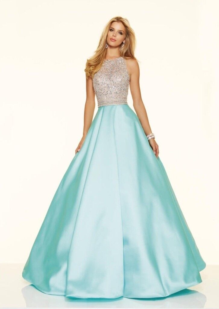 Mori Lee Open-back prom dress size 8 - 10 Rip: £400 | in South ...