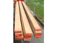 6 X 2 TIMBER collection from Beverley OPEN TO OFFERS