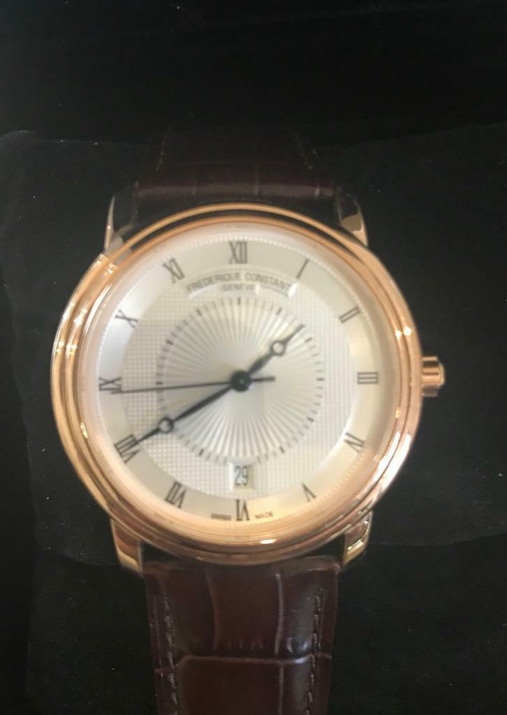 Gents Frederick Constant Dress Watch
