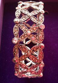 Marks and Spencer Platinum Plated Bracelet