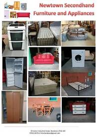 NEWTOWN SECONDHAND FURNITURE AND APPLIANCES