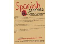 LEARN SPANISH IN HACKNEY ::: Spanish Lessons ::: Qualified teacher (native) ::: from less than £9/h