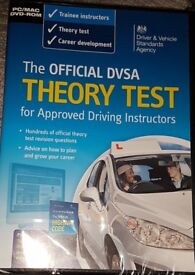 The Official DVSA Theory Test for Approved Driving Instructors