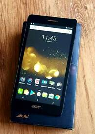 Acer mobile phone tablet twin sim unlocked