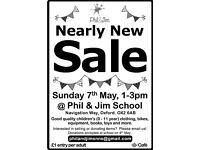 Phil & Jim Nearly New Sale
