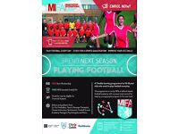 Level 1, 2 and 3 Sports with Football Training in Manchester