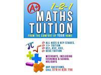 Maths Tutor (Birmingham)