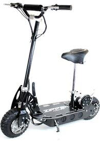 Zipper 500W Electric Off-Road Scooter