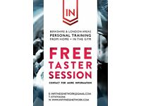 Personal training at home or outside, Free Taster!!! Maidenhead, Berskhire, London