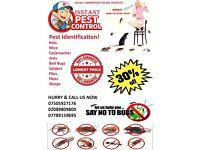 INSTANT Pest Control