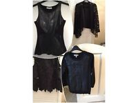 Woman's tops and jacket for sale great offer