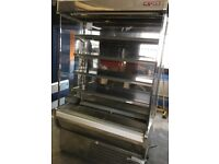 1.2m Stainless Steel Chiller Cabinet for sale  Mountain Ash, Rhondda Cynon Taf
