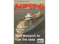 shipping magazines
