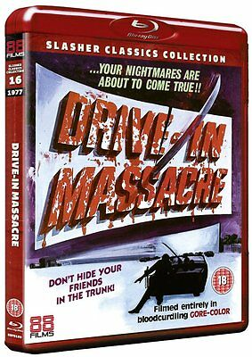 Drive In Massacre - Blu-Ray - Uncut Version - Stu Segall](Halloween 1978 Extended Edition)